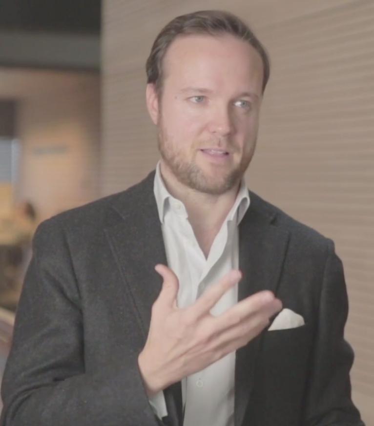 el banquero en la era digital