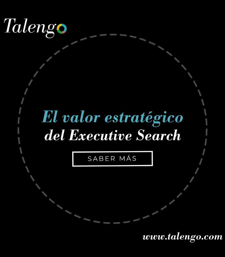 Talengo, expertos en Executive search