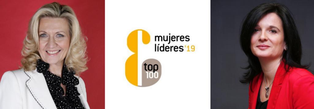 Marta Garcia-Valenzuela y Krista Walochik Top 100