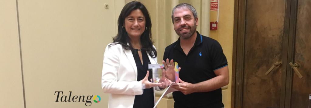 Talengo recibe el premio a la Gestión de la Diversidad de Fundación Cepaim